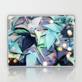 Senbazuru | shades of blue Laptop & iPad Skin