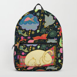 Cat Dreams Backpack