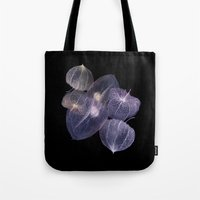 chinese Tote Bags featuring chinese lantern by clemm