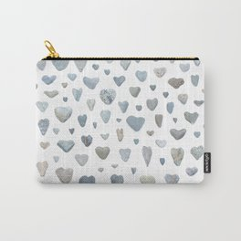 Heart rocks Carry-All Pouch