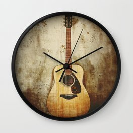 Dreams Are Written Here Wall Clock