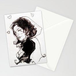Caperucita Muerta Stationery Cards
