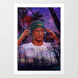 Kygo Art Print