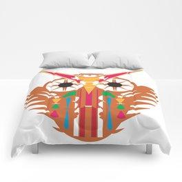 Organic Owl Comforters