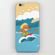 Non Olympic Sports: Surfing iPhone & iPod Skin