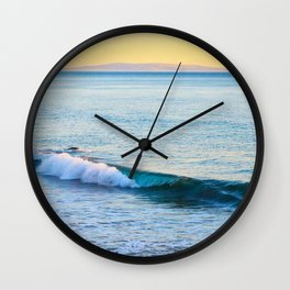 Twilight Tide Wall Clock