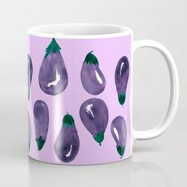Eggplants Coffee Mug