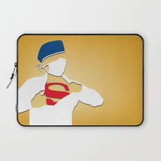 Surgery (Yellow) Laptop Sleeve