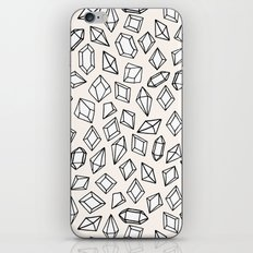 Crystals by Andrea Lauren iPhone & iPod Skin