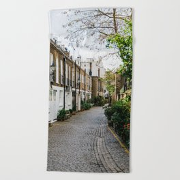 London, England 18 Beach Towel