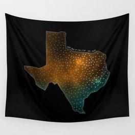 Texas StarStuff Wall Tapestry