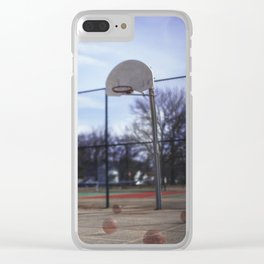 Dreams Fade Clear iPhone Case