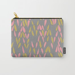 Deconstructed zigzag pattern Carry-All Pouch