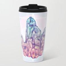 Crystalline Metal Travel Mug