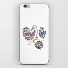 Woes of a Shopaholic iPhone & iPod Skin