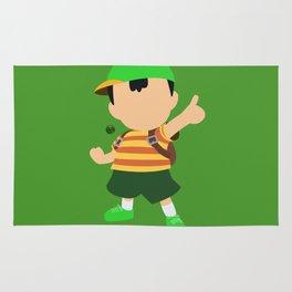 Ness(Smash)Green Rug