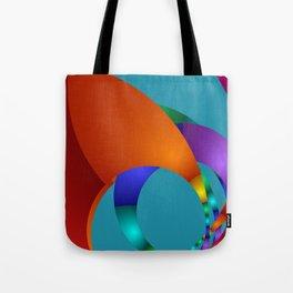 dreams of color -22- Tote Bag
