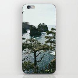 cape flattery iPhone Skin