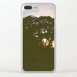 Light at the end of the tunnel Clear iPhone Case