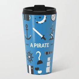 OUAT - A Pirate Travel Mug