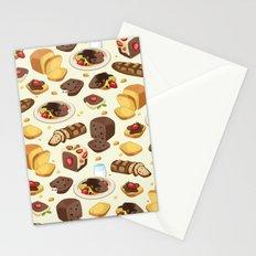 fruitcake Stationery Cards