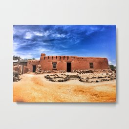 Land of Enchantment Metal Print