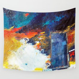 Brilliant Hope Wall Tapestry