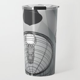 Light Illustration Travel Mug