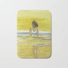 At One With The World Bath Mat