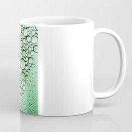 Green bubbles Coffee Mug