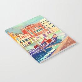 sunshine in Venezia Notebook