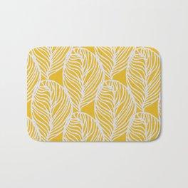 Petaluma, yellow Bath Mat