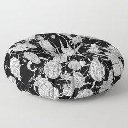 Coleoptera Floor Pillow