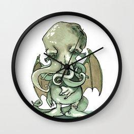 Cthulhu Mythos Wall Clock