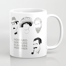 Legendary Archaeologist Coffee Mug