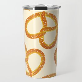 Pretzel Party Travel Mug