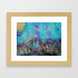Dreamscape No. 4 Framed Art Print