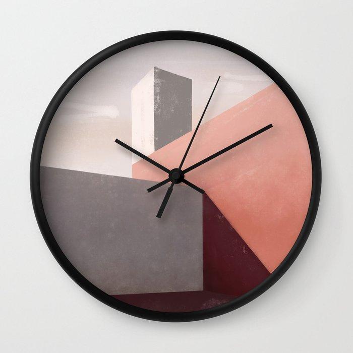 Dwelling of an Artist | Comforting Wall Clock