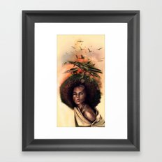 Savanna Framed Art Print