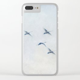 my special way of life Clear iPhone Case