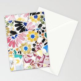 Mosaic No.2 Stationery Cards