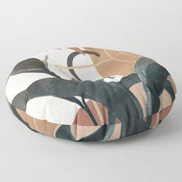 Nature Design II   Floor Pillow