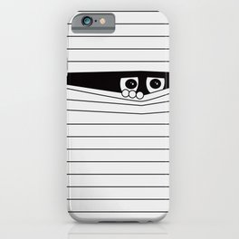 Watching. iPhone Case