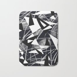 Muted Chaos Bath Mat