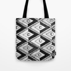 Tiling with pattern 2 Tote Bag