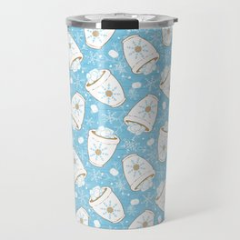 Snowing Marshmallows Travel Mug