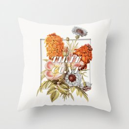That Cunt Throw Pillow