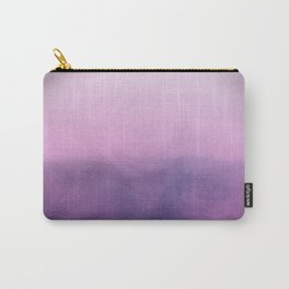 Watercolor Fog Carry-All Pouch