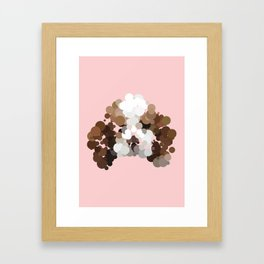 american cocker spaniel Framed Art Print