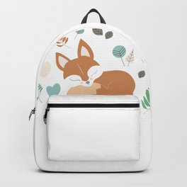 Sleeping Fox Backpack
